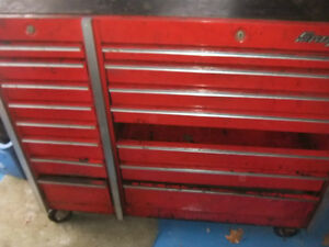 Snap On 16 DrawerTool  Roller Cabinet XMAS SALE ! Excellent