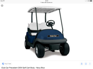 Golf Cart(s) Wanted