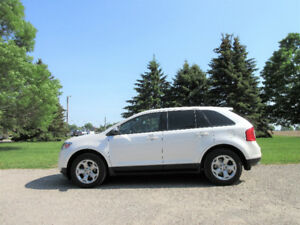 2013 Ford Edge SEL Crossover- ONE OWNER SINCE NEW!!  $68/weekly