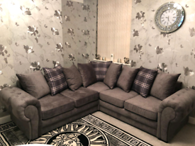 Verona Corner Sofa Available *Fast delivery* *cash on delivery*