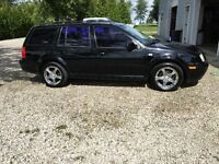 2004 Jetta wagon TDI super clean car no rust. Has BEW engine