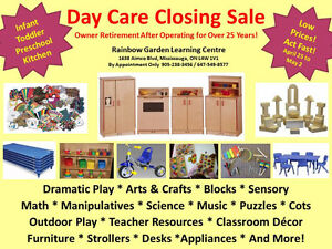 Childcare Centre Inventory