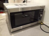 Microwave oven grill - Panasonic