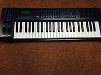 M-Audio Axiom 49 MIDI keyboard