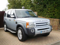 2006 Land Rover Discovery 3 2.7TD V6 Auto S