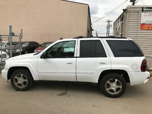 2009 CHEVROLET TRAILBLAZER LT 174000 KM REMOTE START SUNROOF