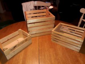 Storage/ Display Boxes