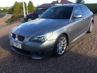 BMW 525d Msport Auto