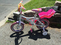 Bicyclette Lalaloopsy