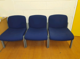 Office furniture - visitor chair x 4 available
