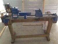 RECORD DML 24 Wood turning lathe