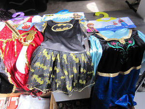 Costumes,Frozen.Anna,7-8 & Pirate Princess 3/4, 5/6;REDUCED