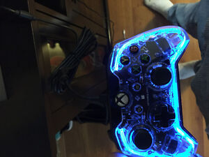 Glow up Xbox one controller