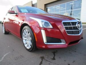 Cadillac CTS Sedan Luxury AWD | 3.6L LEATHER, NAV, BACKUP CAMERA