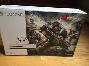 Xbox One 1TB - Gears of War 4