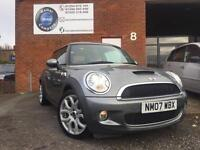 Mini Cooper S 2007 - HEATED LEATHER SEATS - XENONS - FULL SERVICE HISTORY