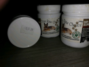 Dog supplement for hip and joint