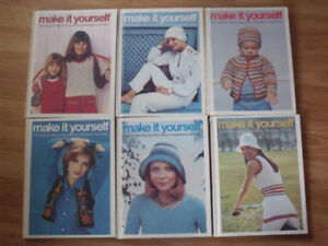 """""""Make It Yourself"""" Library Needlework and Craft ** Peace River**"""
