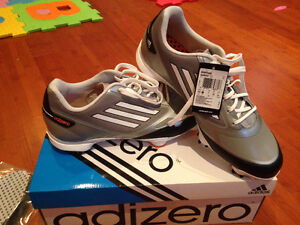 BNIB adidas men's size 9 golf shoes