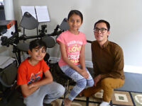 Drum Lessons - Beginner to Intermediate - Toronto, Forest Hill