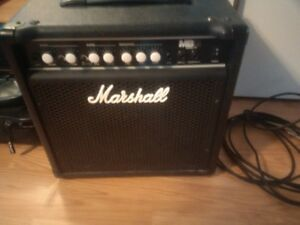 Marshall B/B15 Amp Great cond - sounds Awesome -