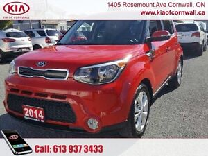 2014 Kia Soul EX AT    Super Low KMS   Local Trade   Heated Seat
