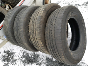 275/65/18 Goodyear Fortitude HT