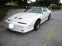 ***HAS TO GO BEST OFFER*** 86 TRANS AM
