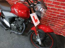 KEEWAY RKV 125cc VERY VERY LOW MILEAGE GREAT SAVING
