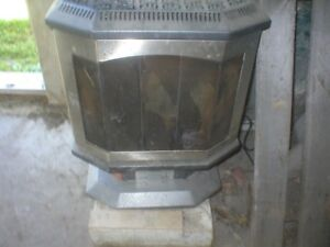 small oil stove (the baby dragon)