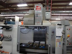 Haas VF-3 with rotary table ****FREE TOOL CART WITH PURCHASE****