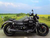 Moto Guzzi California Audace **2015 bike with 1600 miles!**