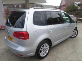 Volkswagen Touran 1.6 SE TDi 7 Seater DIESEL MANUAL 2012/12