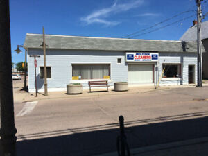 DRY CLEANERS AND TAILOR SHOP FOR SALE