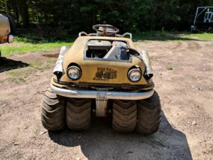Bush Machine Summer 16-Wheeler
