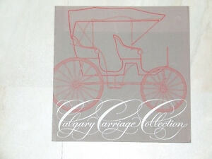 Calgary Carriage Collection -- wonderful pictures from past