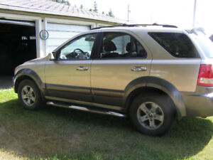 Senior Owned 2005 Kia Sorento