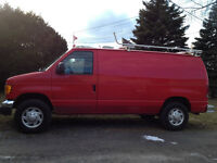 MAN WITH A VAN! Junk Removal, Deliveries, ANYTHING a van can do