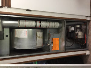 Oil Furnace and Tank for Sale - Great for Hunt Camp!
