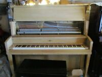 Appartnent sized piano