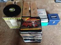 LARGE collection of 70's and 80's vinyl