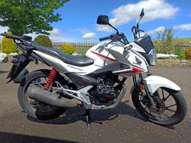 Honda CBF-125 2017