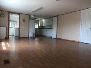 Bowmanville 1 bedroom with a den for rent