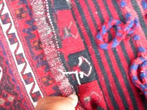 Antique Turkish Persian Middle East Tribal Oriental Rug London Ontario image 5