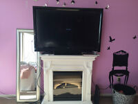 TV stand (fire place)
