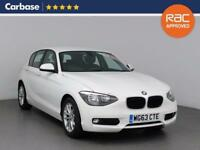 2013 BMW 1 SERIES 116d EfficientDynamics Business 5dr