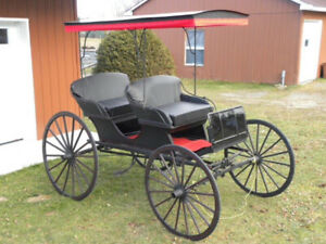 Surrey carriage for sale