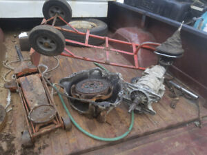 Chevrolet Vega or monza, astra sunbrdhave a 5speed transmission