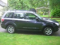08 SUBARU FORESTER, X, 2.0, HI/LO 4X4, 5 DOOR, ANTHRACITE METALLIC,