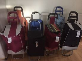 New Shopping Trolleys / Shoppers...free delivery